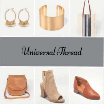 Target's New Line: Universal Thread